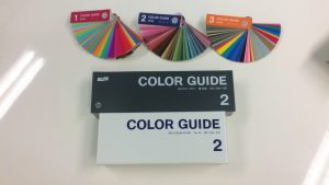 COLOR GUIDE 1 2 3 19版