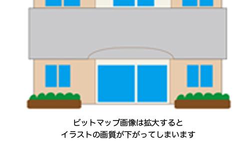 ビットマップ画像